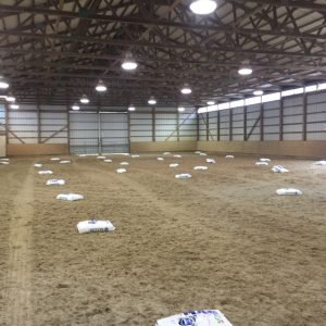 TruTex Mag for indoor arenas