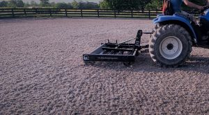 Maintaining a Sand Arena vs one with a TruTex Fiber Additive