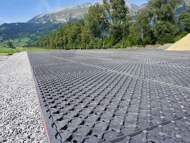 Equibase OT40 arena base mats