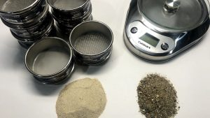 Free Sand Evaluation