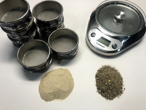 Our free sand evaluation and report allows us to analyze the characteristics of your sand